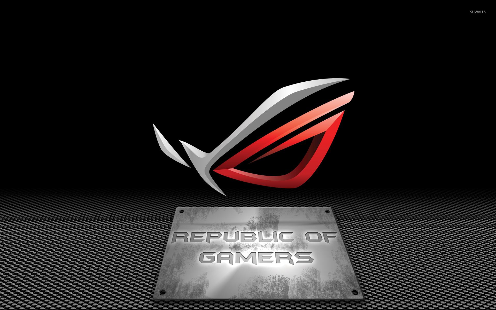 Republic of Gamers wallpaper   Computer wallpapers   4473 1366x768