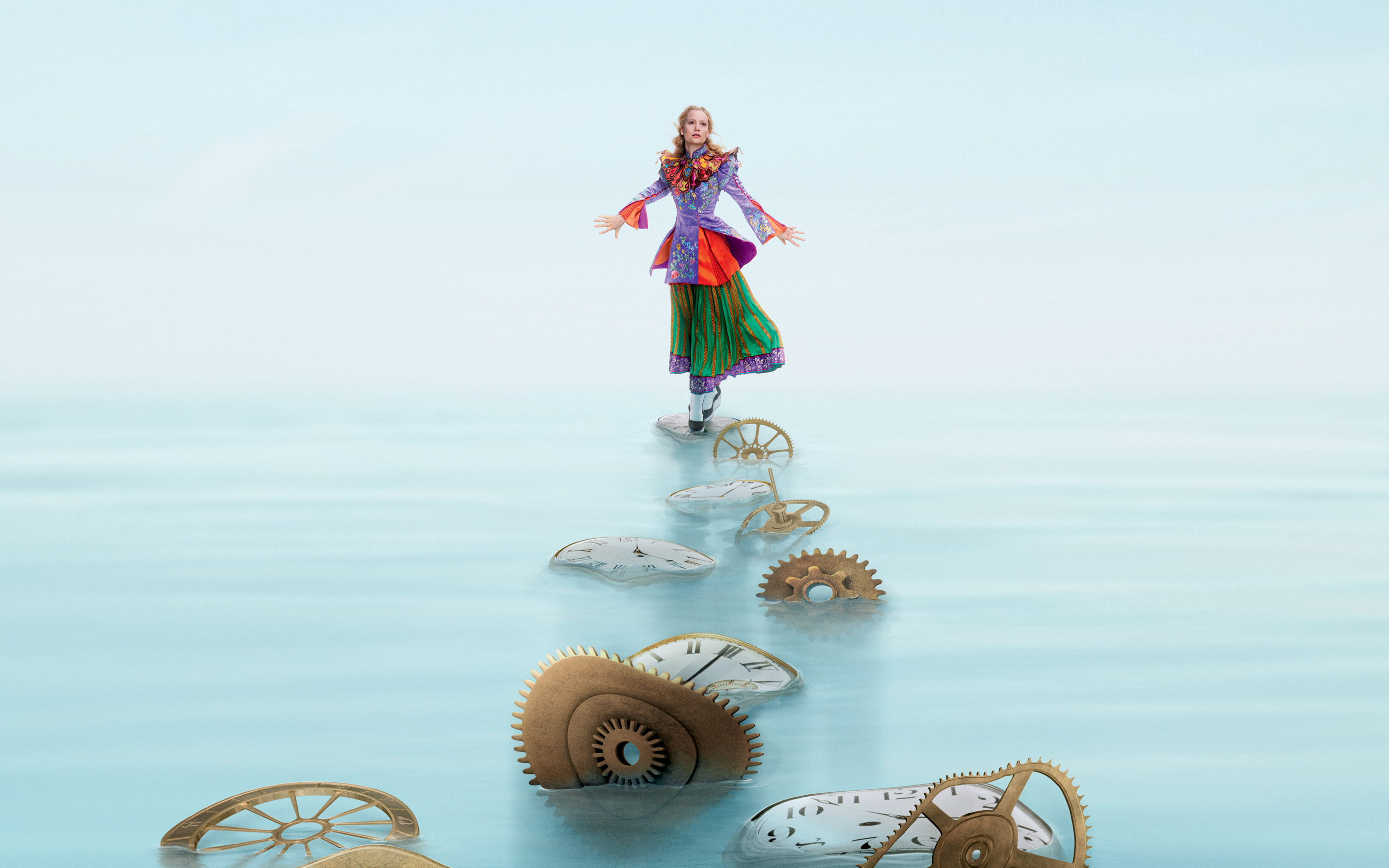 Alice Through the Looking Glass Desktop Full HD Pictures 2880x1800