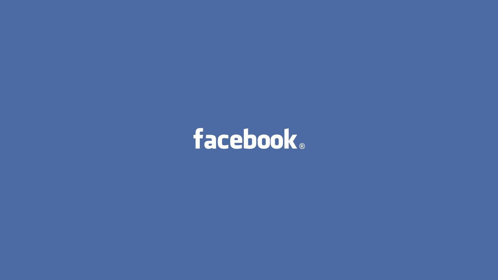 Description Facebook Logo 2013 is a hi res Wallpaper for pc desktops 1600x900