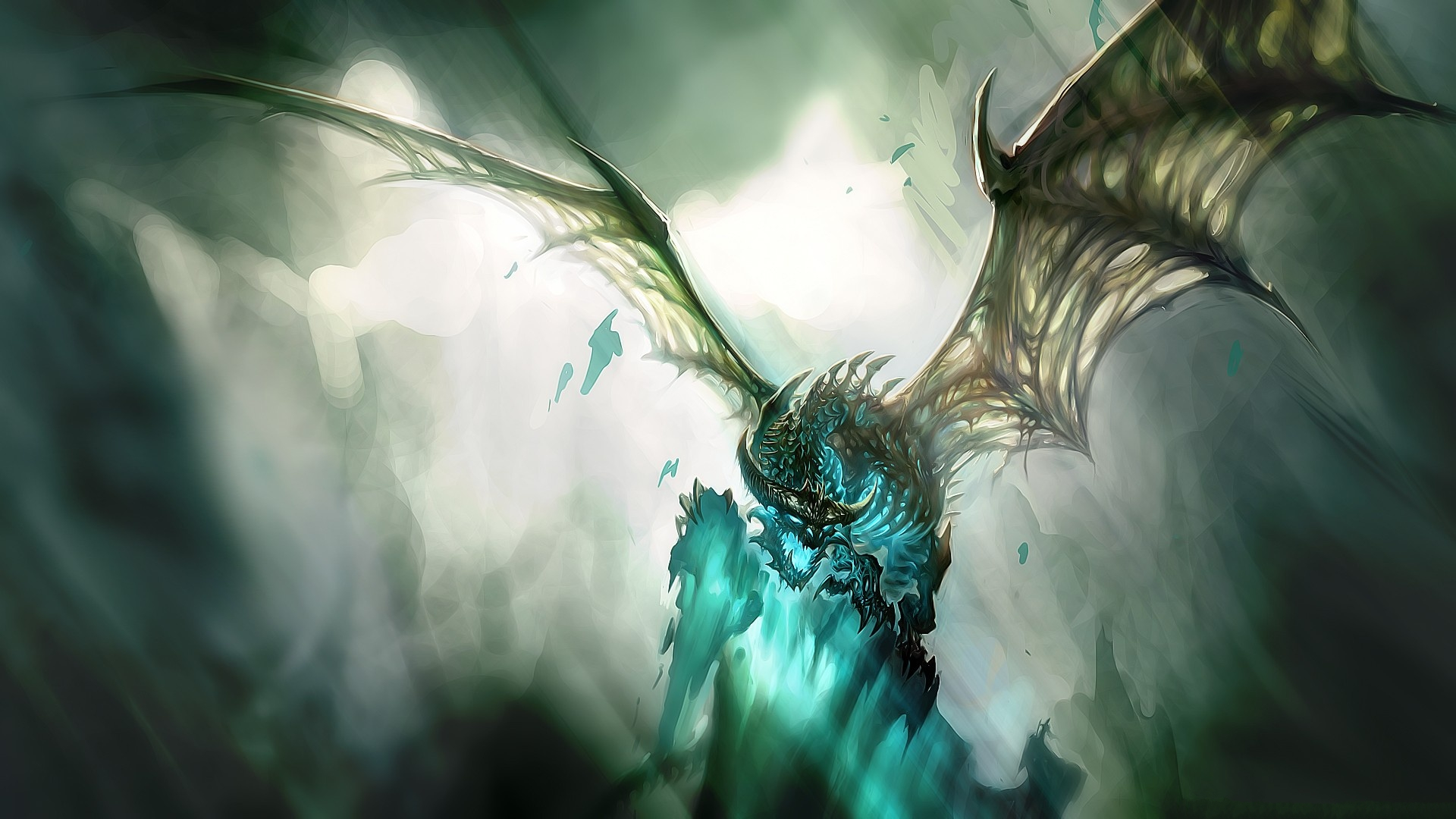 HD Ice Dragon Wallpapers 1920x1080