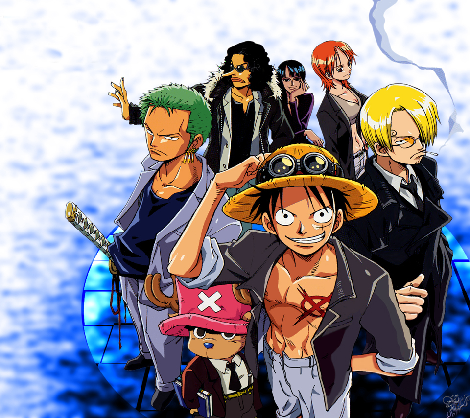 Free Download One Piece Android Wallpapers 960x854 Hd
