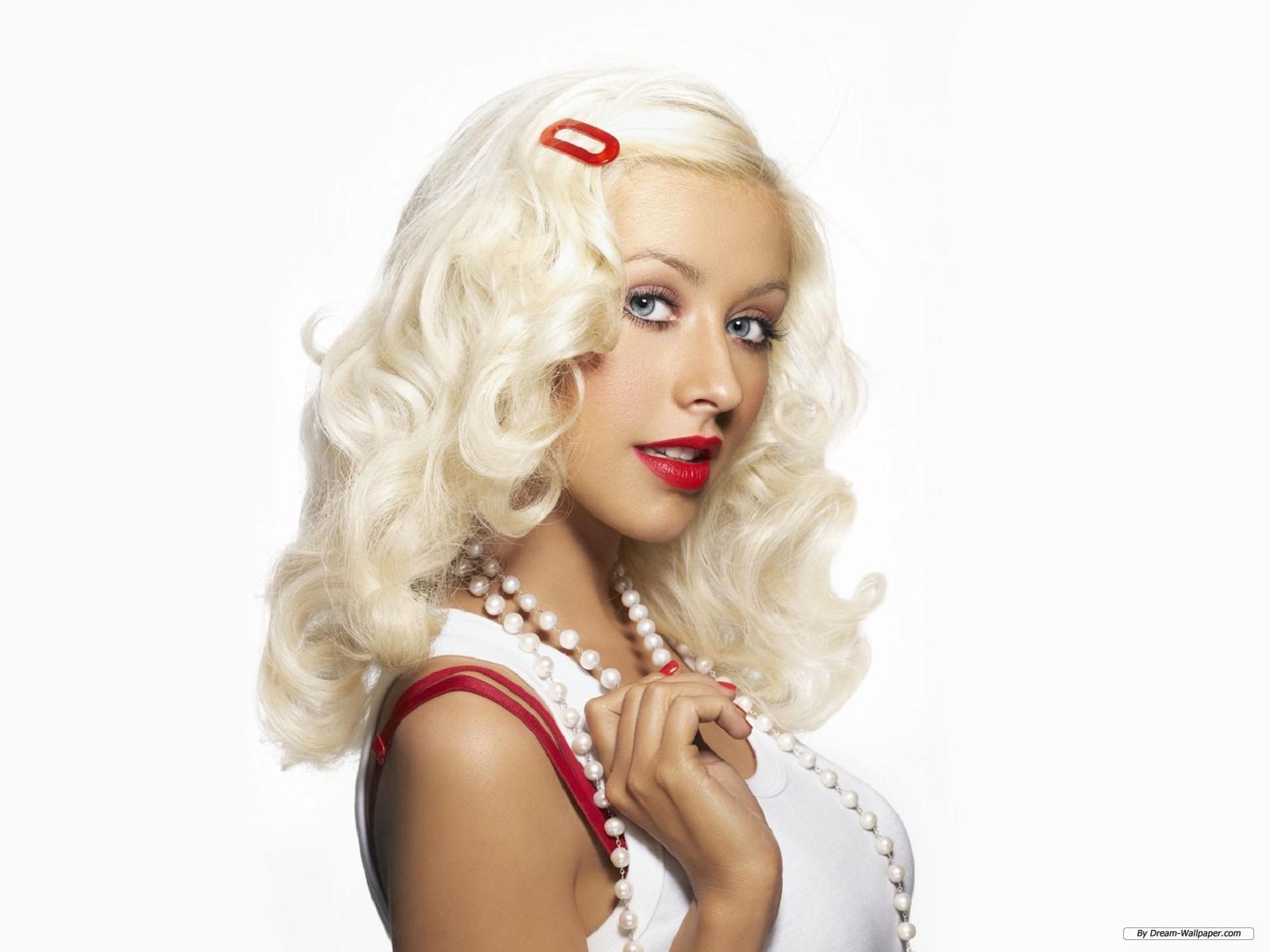 Pics Photos   Christina Aguilera Wallpapers 1600x1200