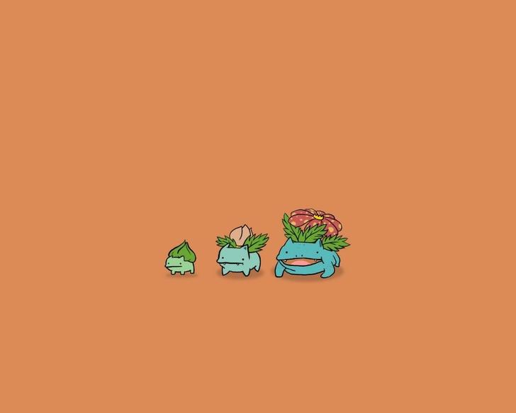 pokemon bulbasaur 1280x1024 wallpaper High Quality WallpapersHigh 728x582