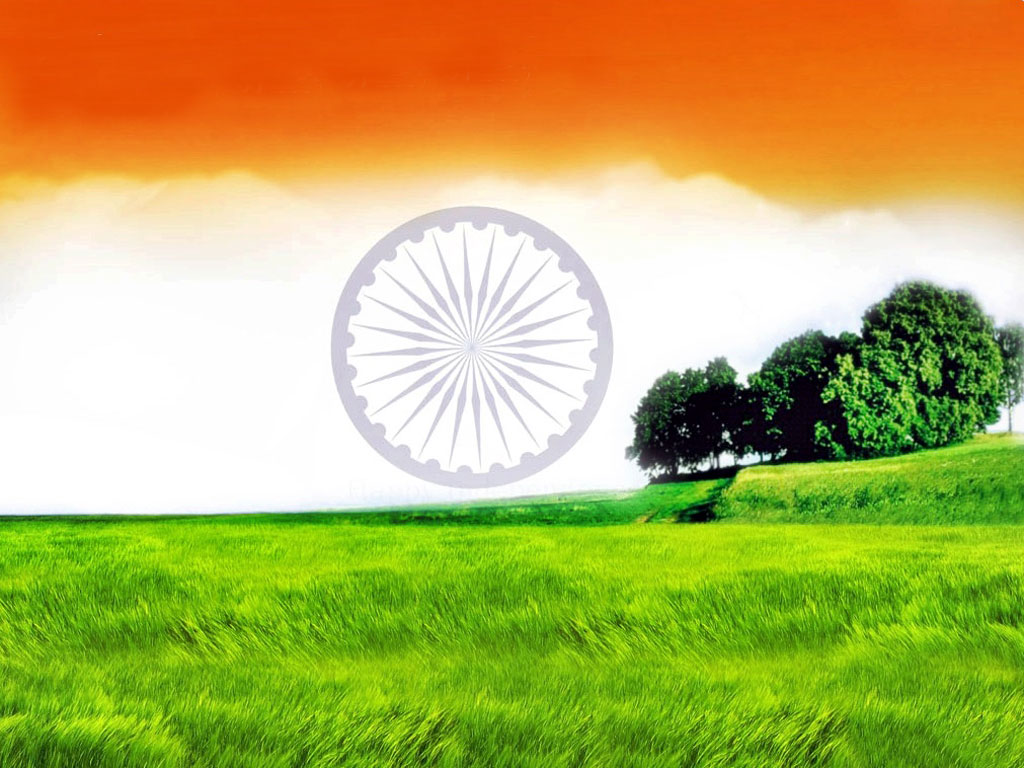 Indian Flag Hd Nature: Indian Flag HD Wallpaper