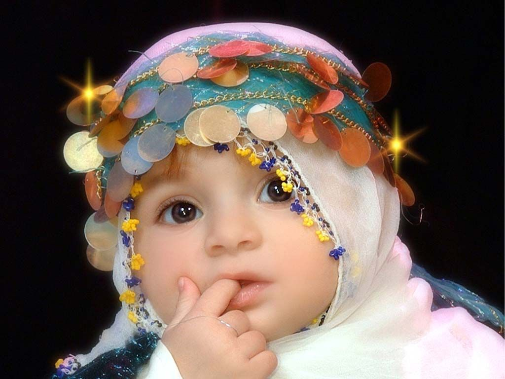 Mobile Wallpapers Junction Arab Baby Cute Kids Ma sha Allah 1024x768