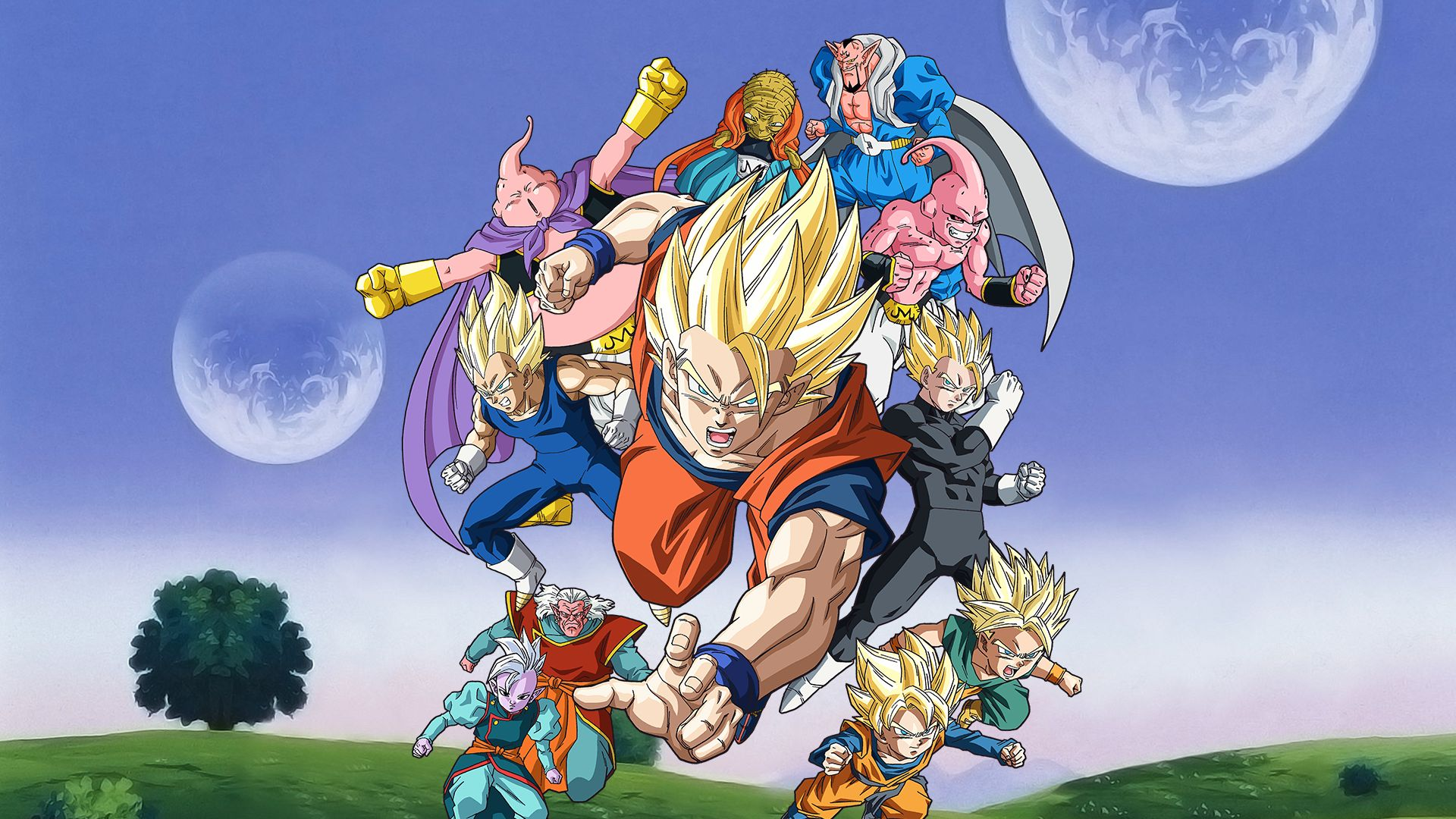Free Download Top Hd Dragon Ball Z Kai Wallpaper Cartoons Hd