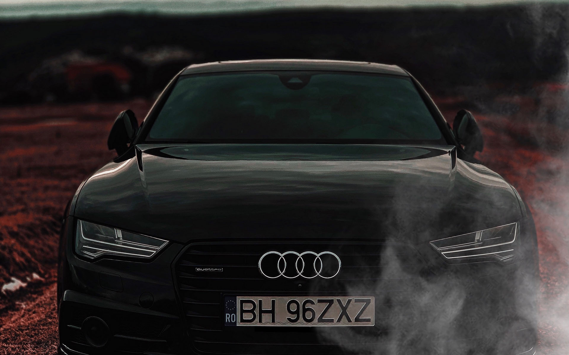 Black Audi A8 wallpaper HD Latest Wallpapers HD 1920x1200