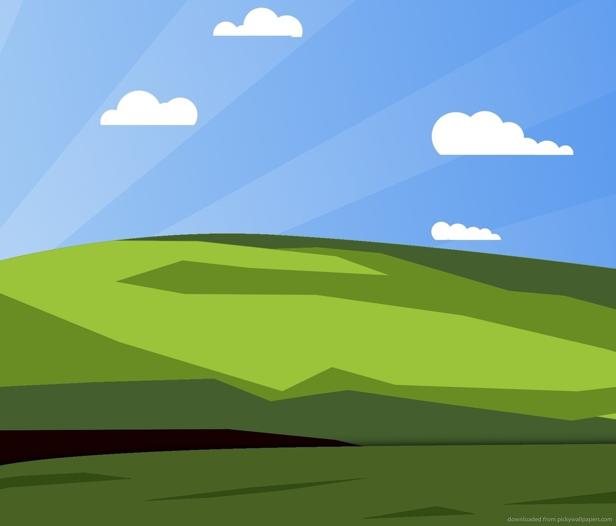 clean stylesimplified classic windows desktop wallpaperdownload 1200x1024
