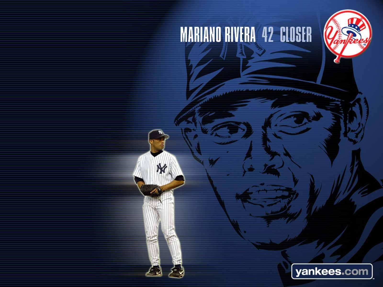 Mariano Rivera - New York Yankees Wallpaper (16597554 ...