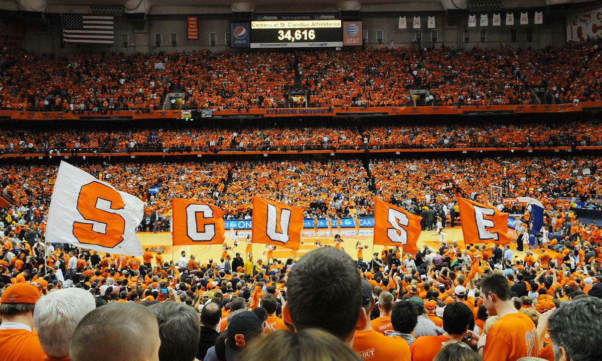 Syracuse listed among the best colleges for basketball fans syracuse 1200x719