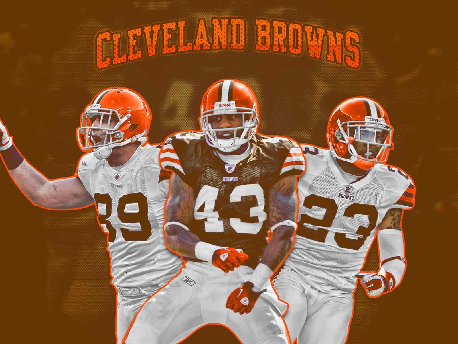 [44+] Cleveland Browns HD Wallpaper on WallpaperSafari