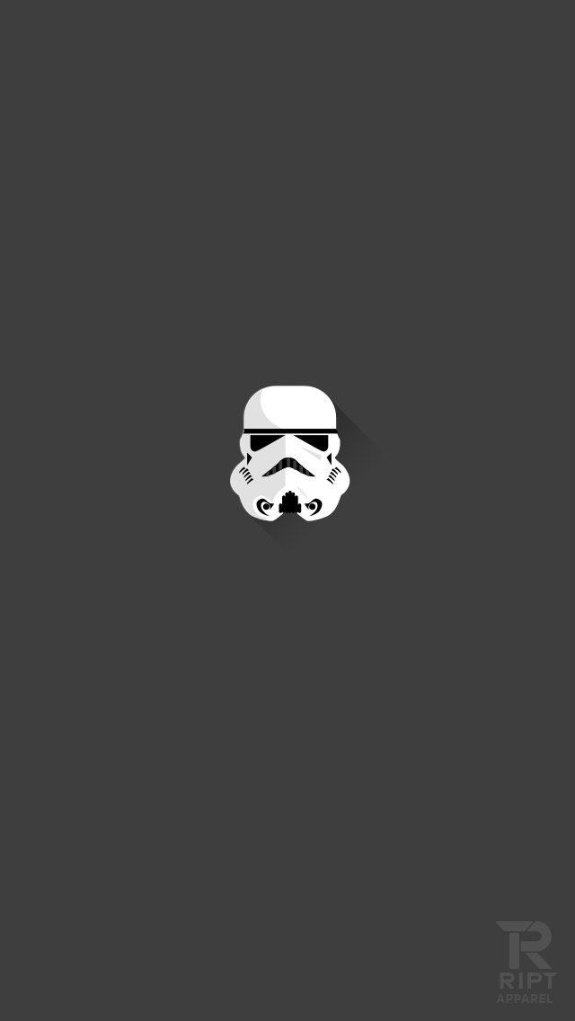 StormTrooper iPhone 5 640x1136