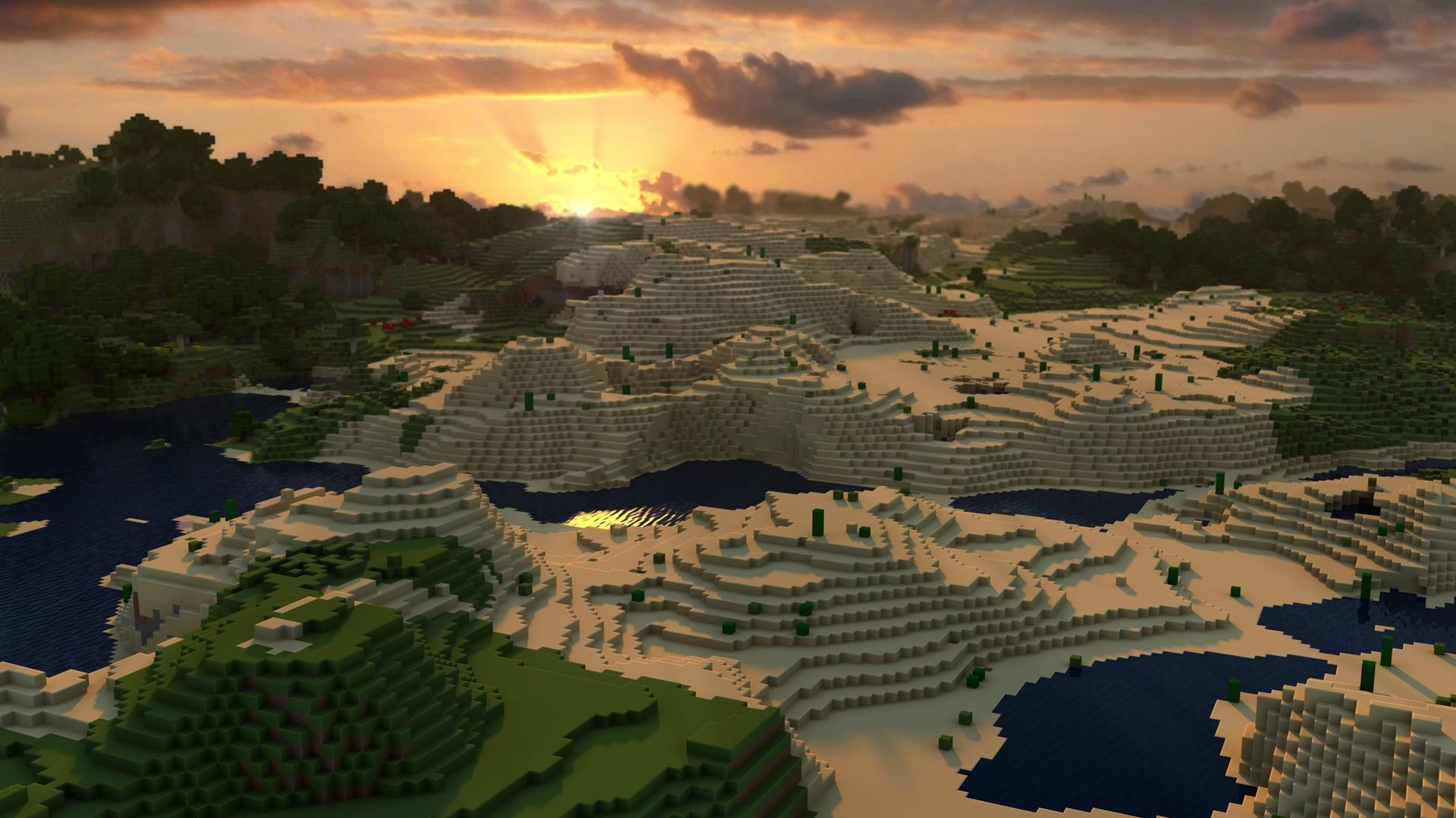 44 1080p Minecraft Wallpaper On Wallpapersafari