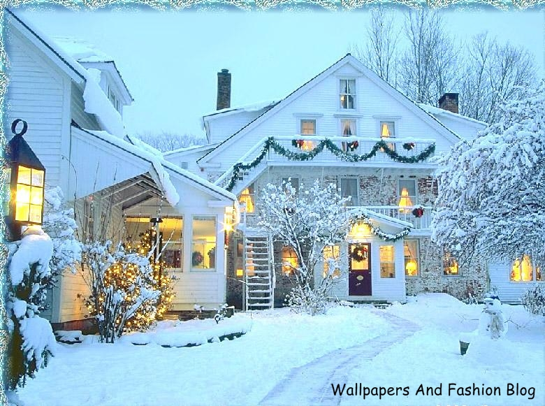 Winter Scenes HD Wallpapers And Backgrounds Wallpapers And Fashion 780x581