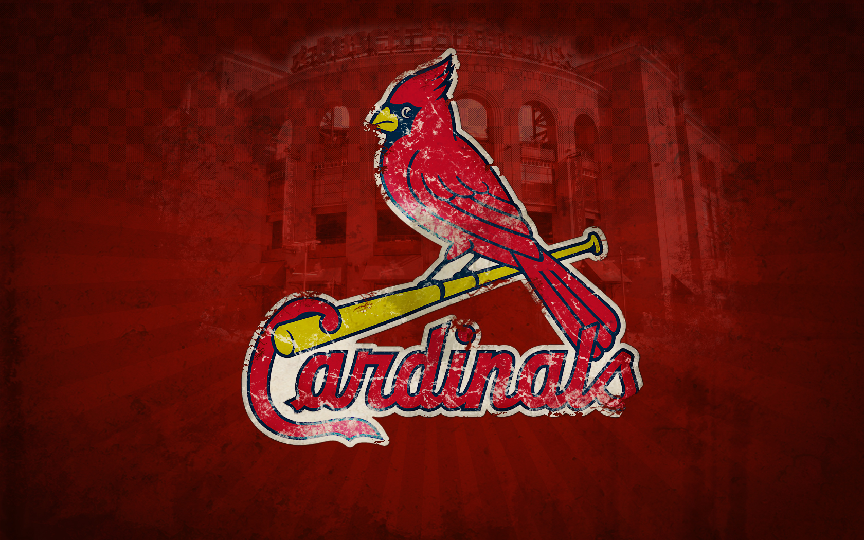 Louis Cardinals desktop background St Louis Cardinals wallpapers 1680x1050