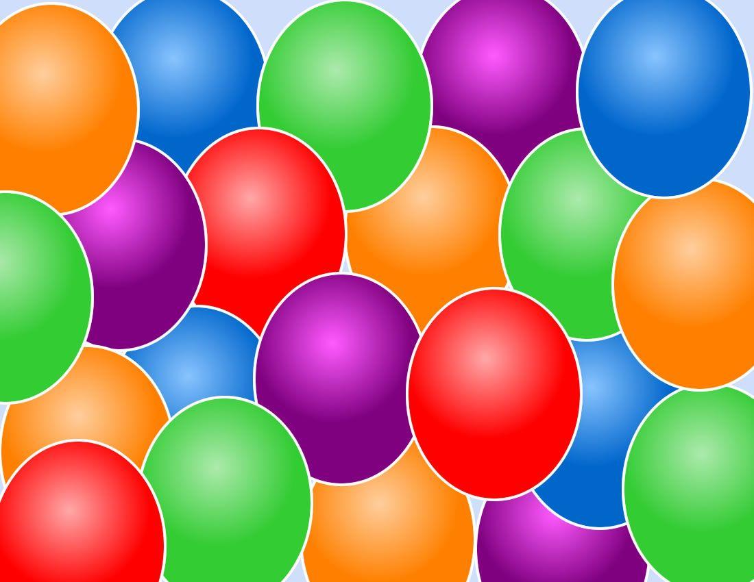 birthday balloon backgrounds boy birthday backgrounds birthday 1100x850