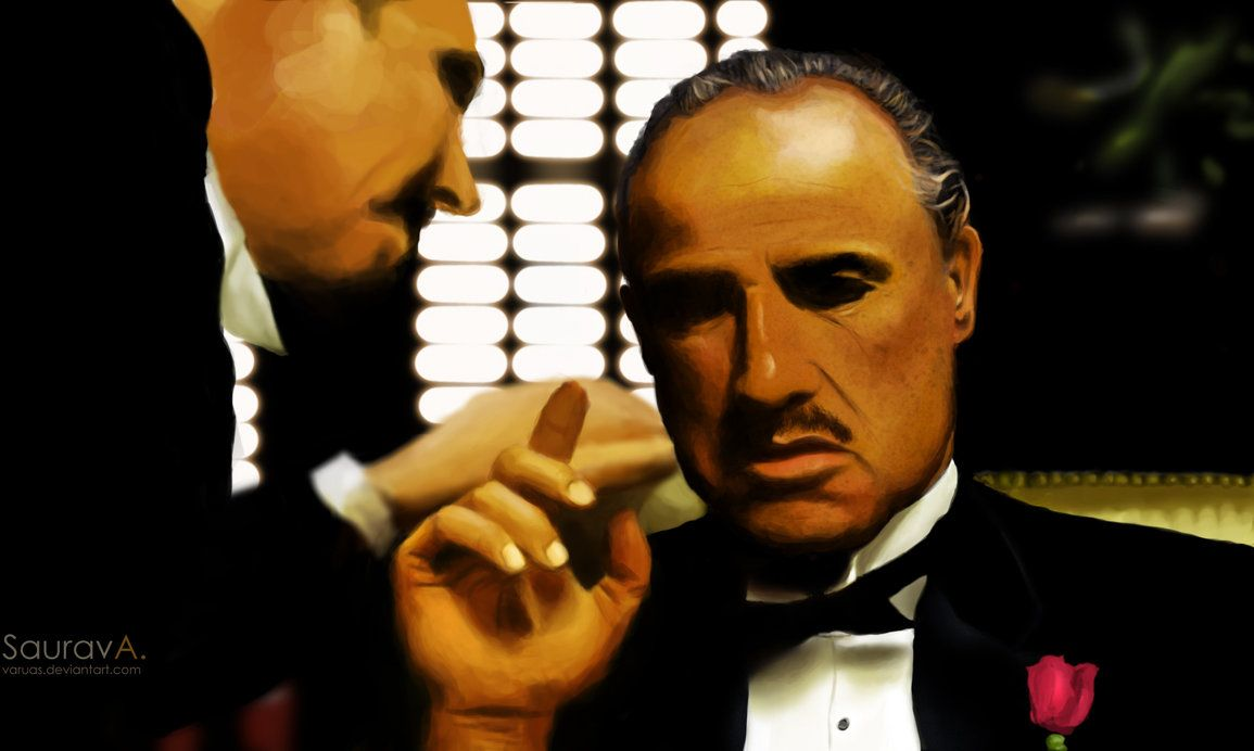 Vito Corleone Wallpapers 1155x692