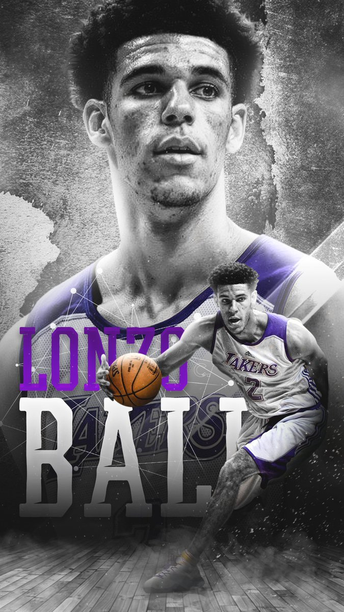 Lonzo Ball Wallpaper 90 images in Collection Page 1 675x1200