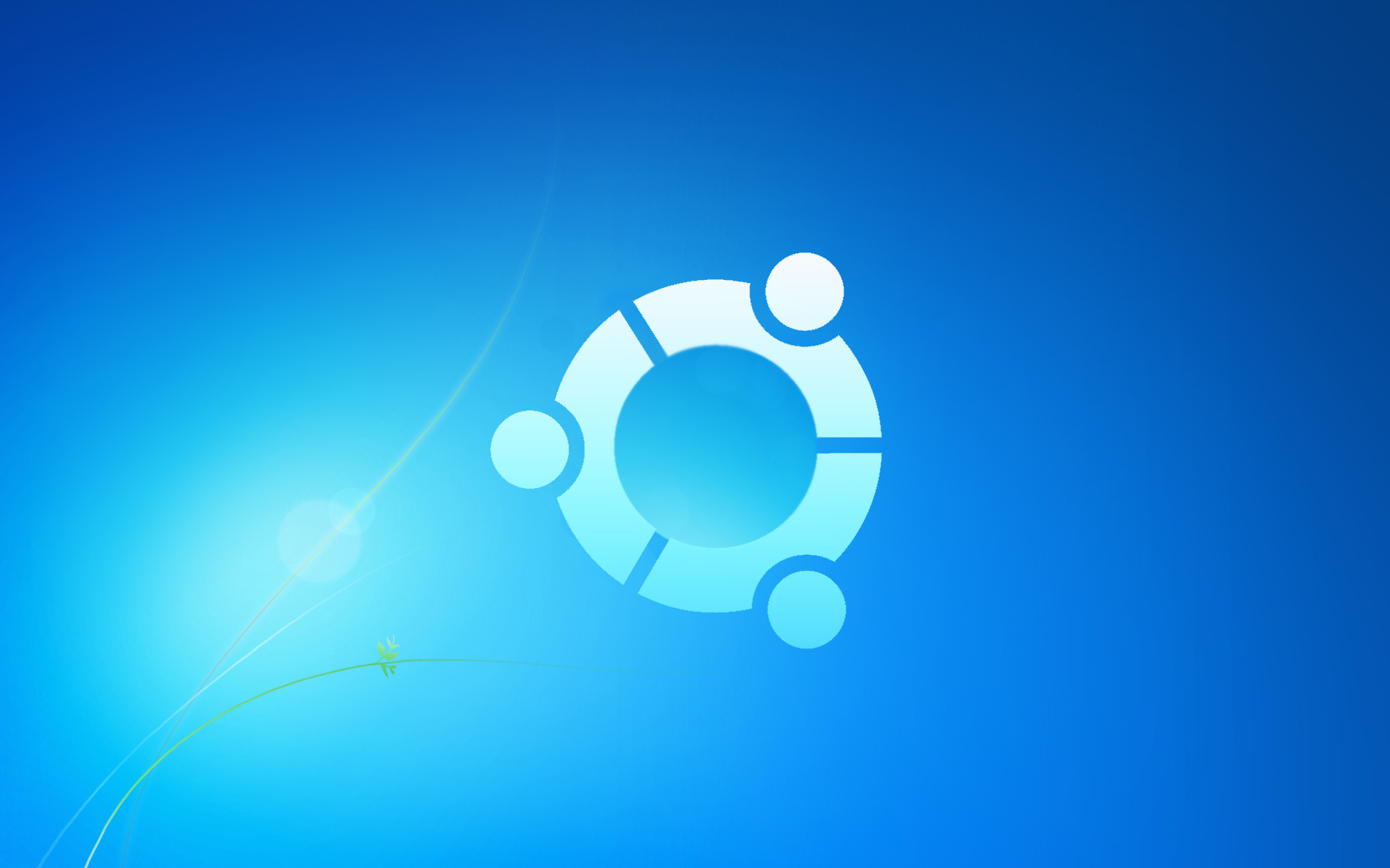 Ubuntu Windows 7 Style Wallpapers HD Wallpapers 1920x1200