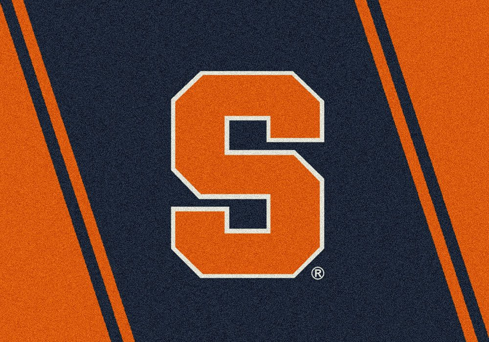 Syracuse Orange Spirit Logo Rug 1000x700