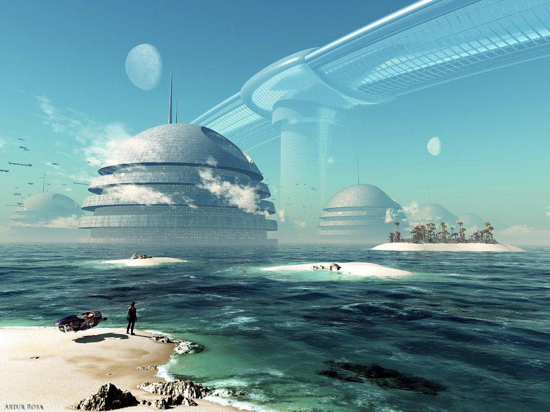 Science Fiction 1095x820