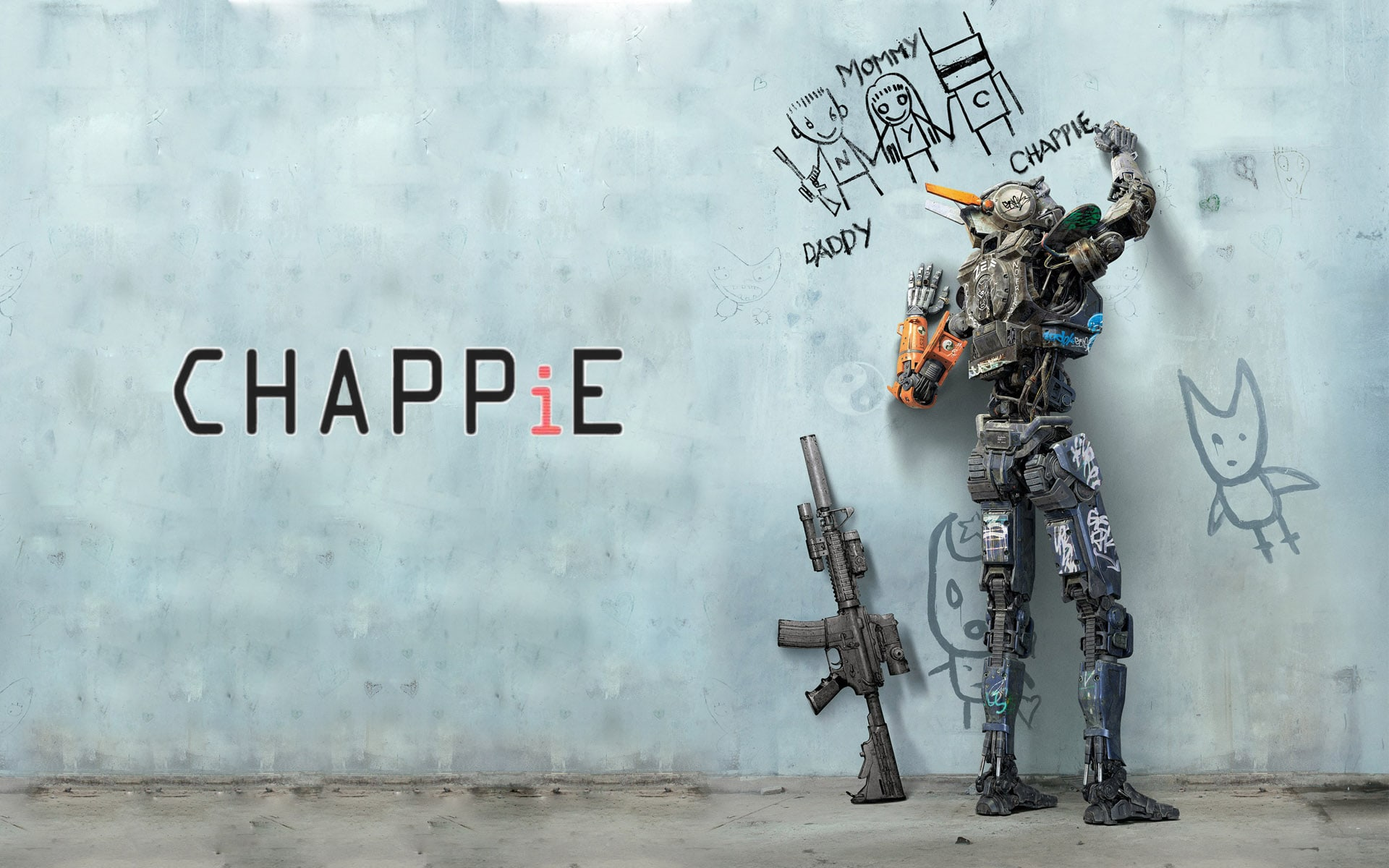 Chappie Wallpapers and Background Images   stmednet 1920x1200