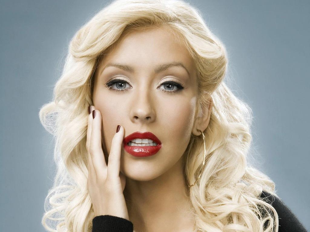Christina   Christina Aguilera Wallpaper 32086454 1024x768