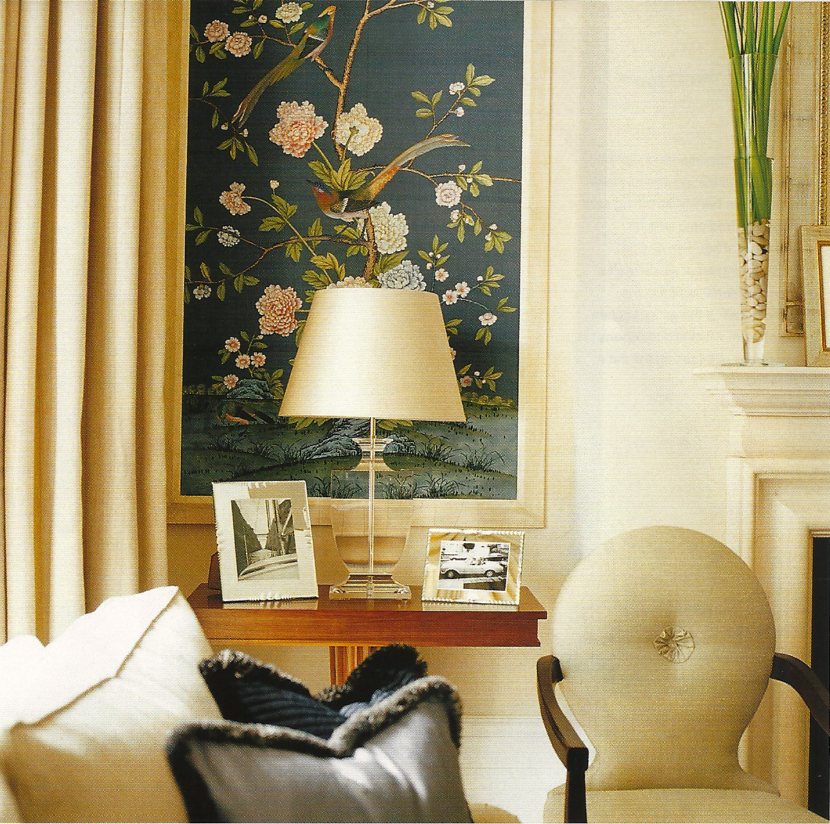 de gournay wallpaper panels