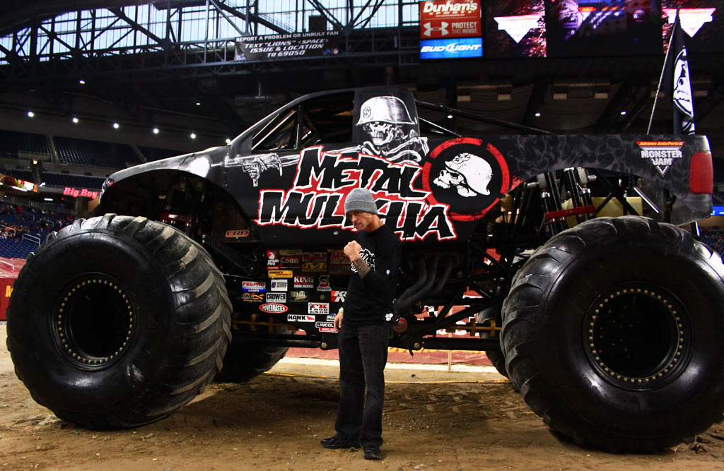 Metal Mulisha Monster Wallpaper Detroit michigan monster 1024x667