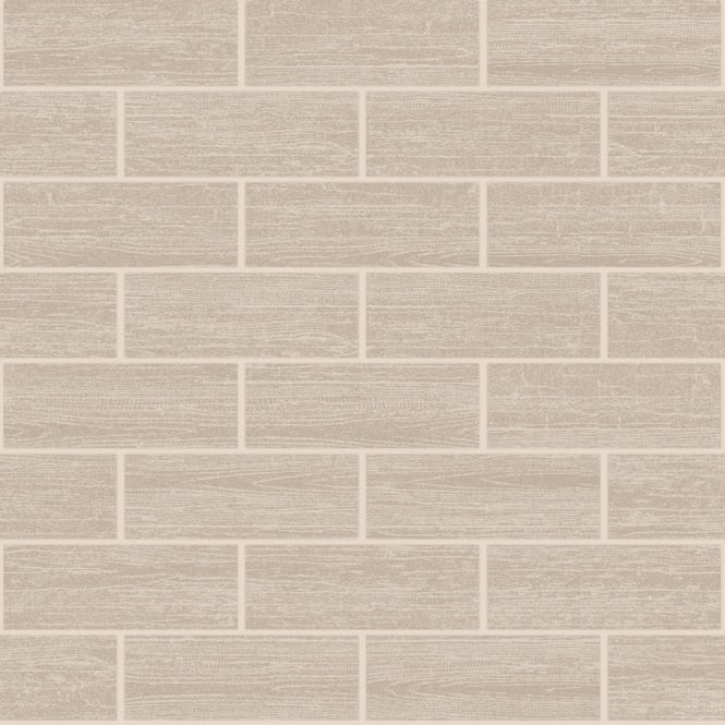 ... Wallpaper › Holden Decor › Holden Decor Holden Wood Tile Wallpaper