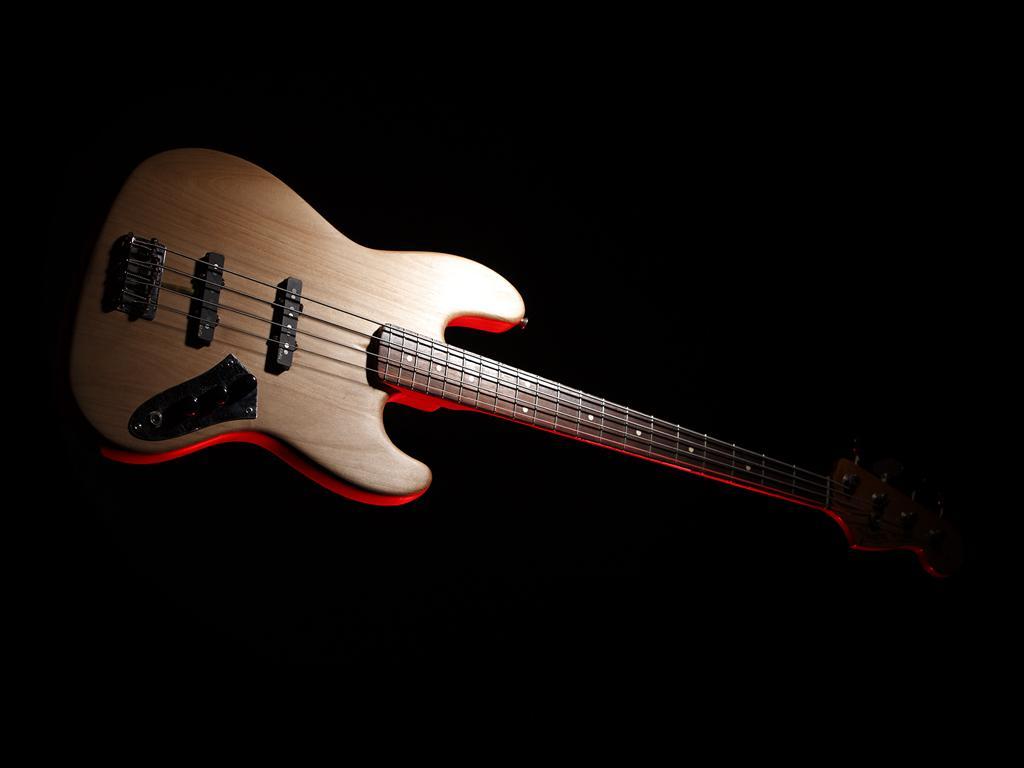 Wallpaper solo para Bajistas II Fender Jazz Bass 62 1024x768