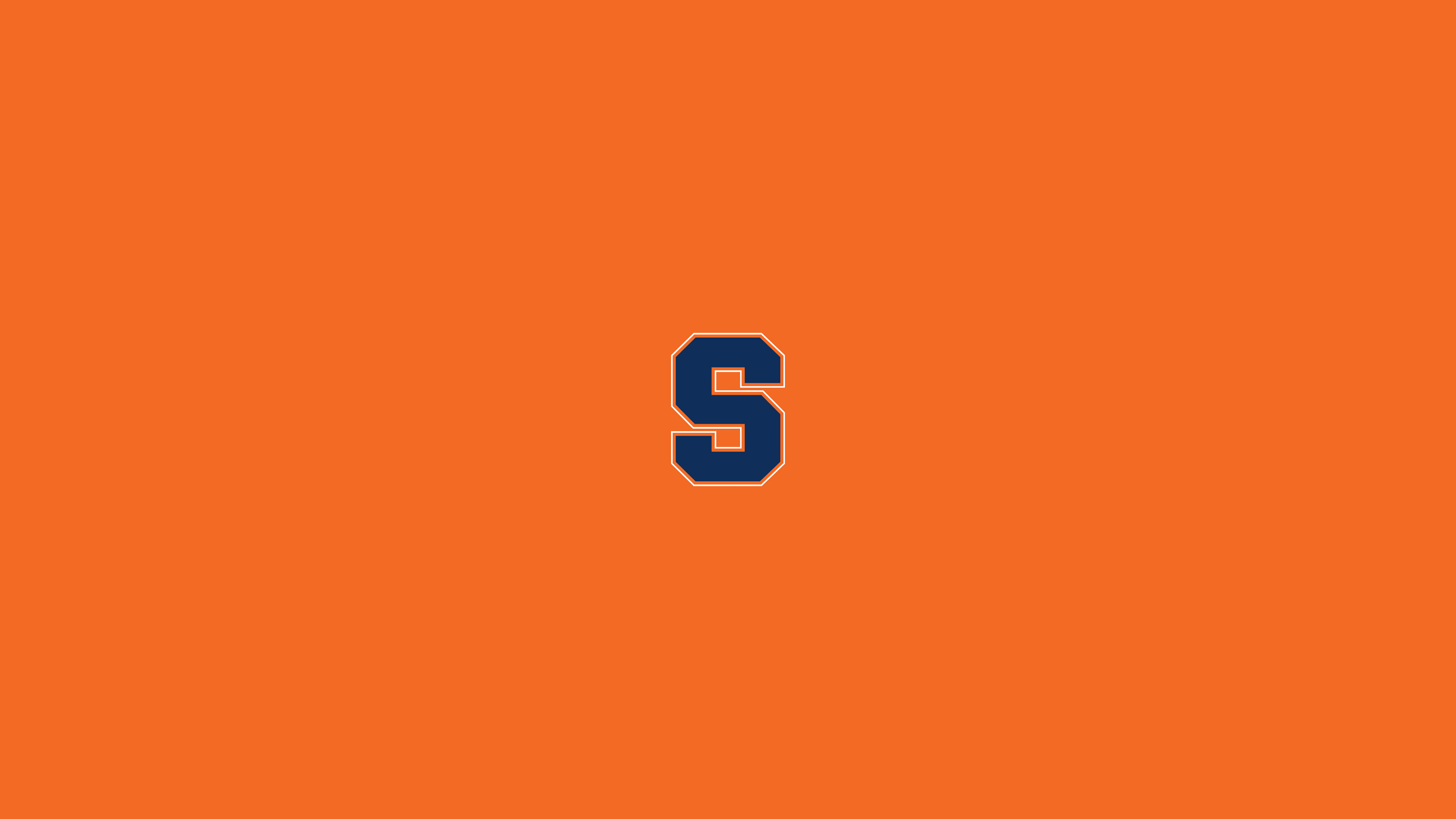Syracuse Orange Mascot Logo 2560x1440