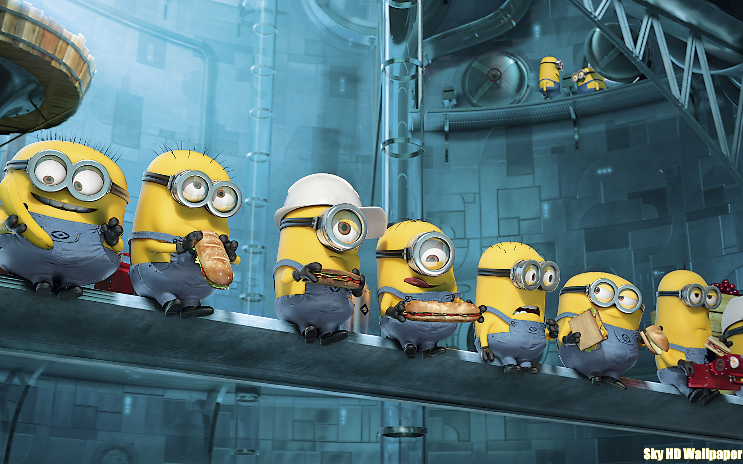 Christmas Minions Wallpapers (28 Wallpapers) – HD Wallpapers