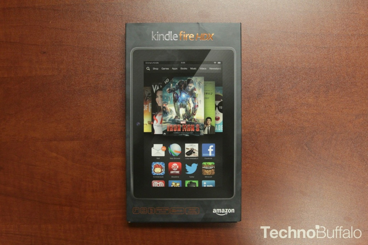 Amazon Starts Shipping its Kindle Fire HDX Tablet Today 1280x853