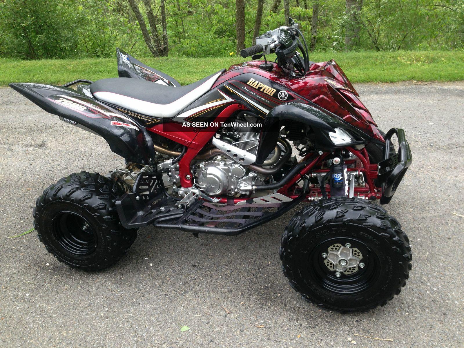 YAMAHA RAPTOR atv quad offroad motorbike bike dirtbike hd wallpaper 1600x1200