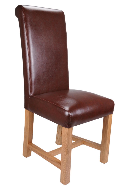 Village Green Richmond Faux Leather Chair 999x1500