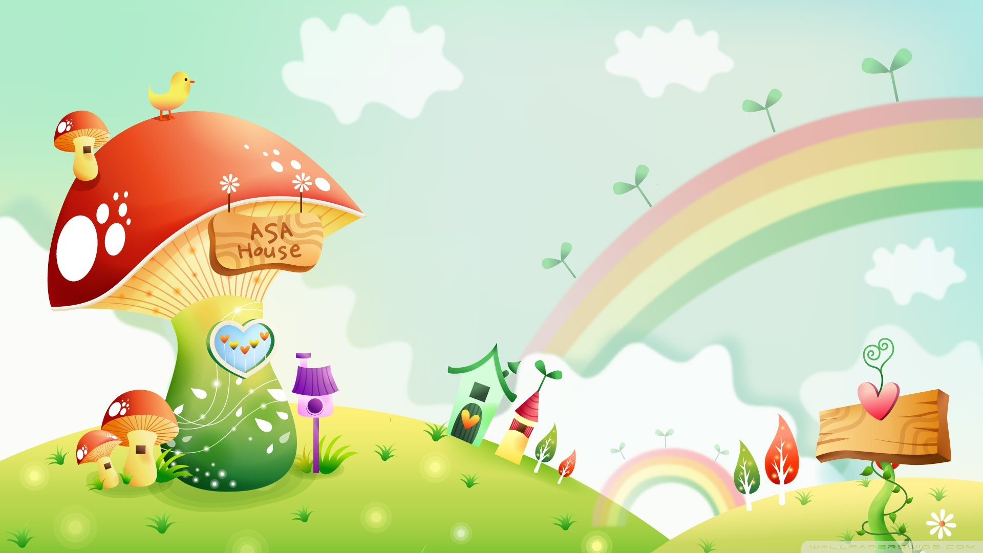 Hello Spring Desktop Backgrounds HD 2021 Cute Wallpapers 1920x1080