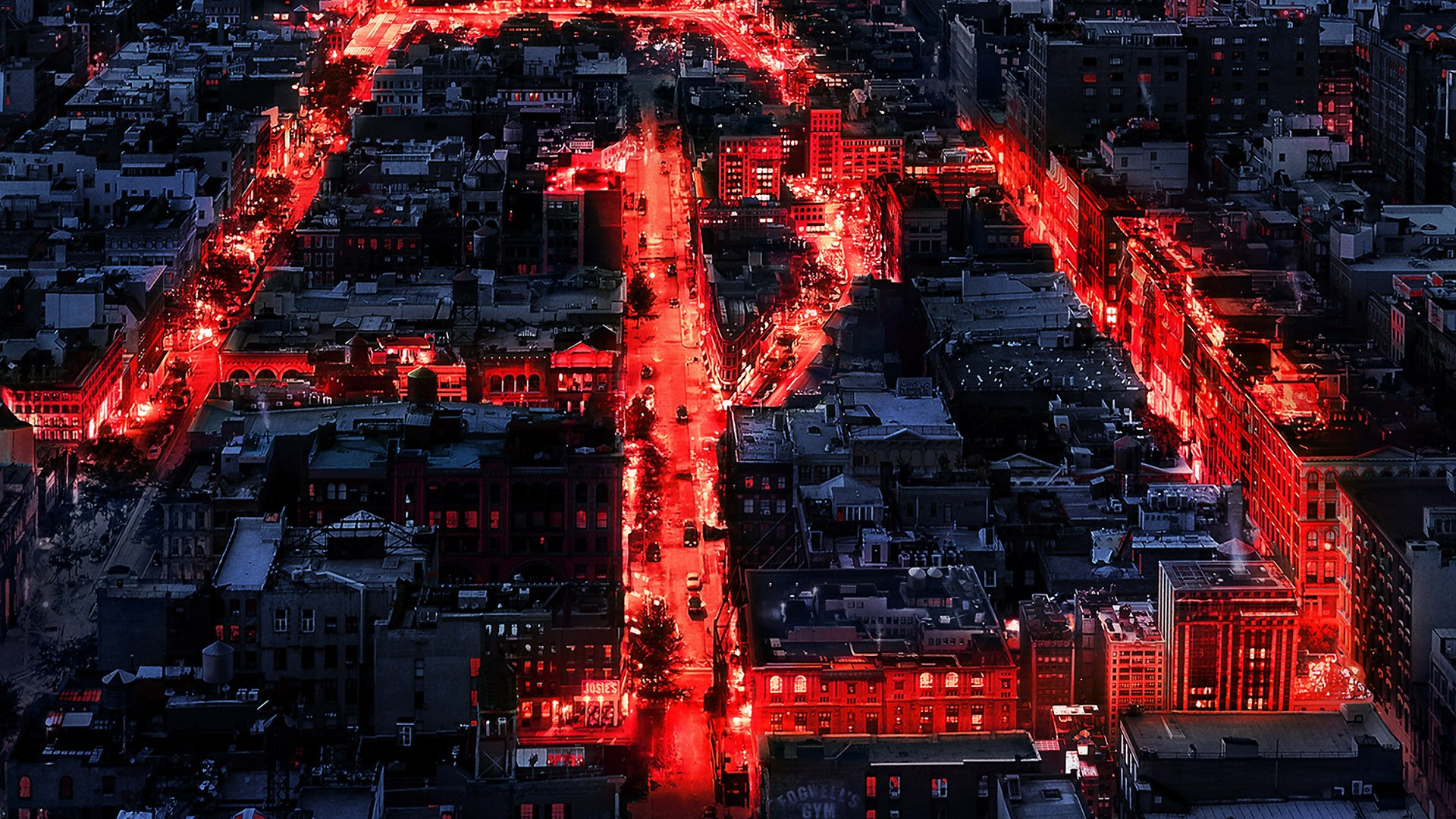 Netflix Daredevil HD Wallpaper - WallpaperSafari