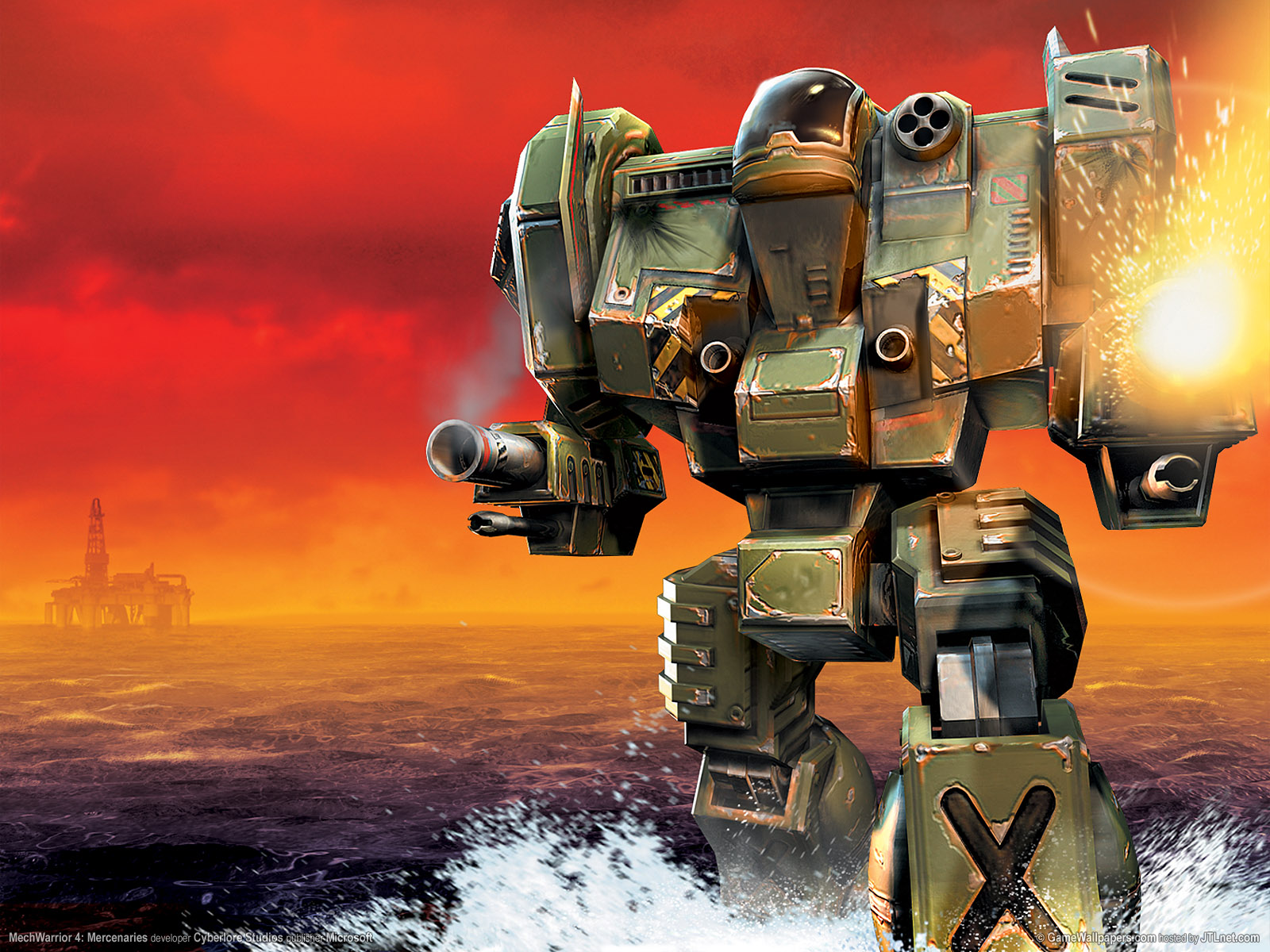 Mechwarrior 4 wallpapers Mechwarrior 4 stock photos 1600x1200