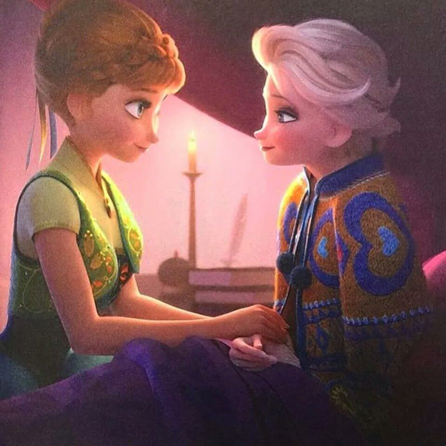 Anna and Elsa frozen fever 2 by queenElsafan2015 894x894