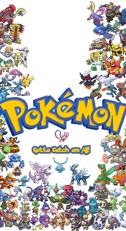 Pokemon Phone Wallpapers - WallpaperSafari