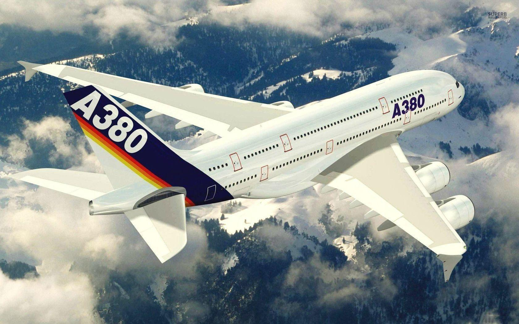 A380 Wallpapers 1680x1050