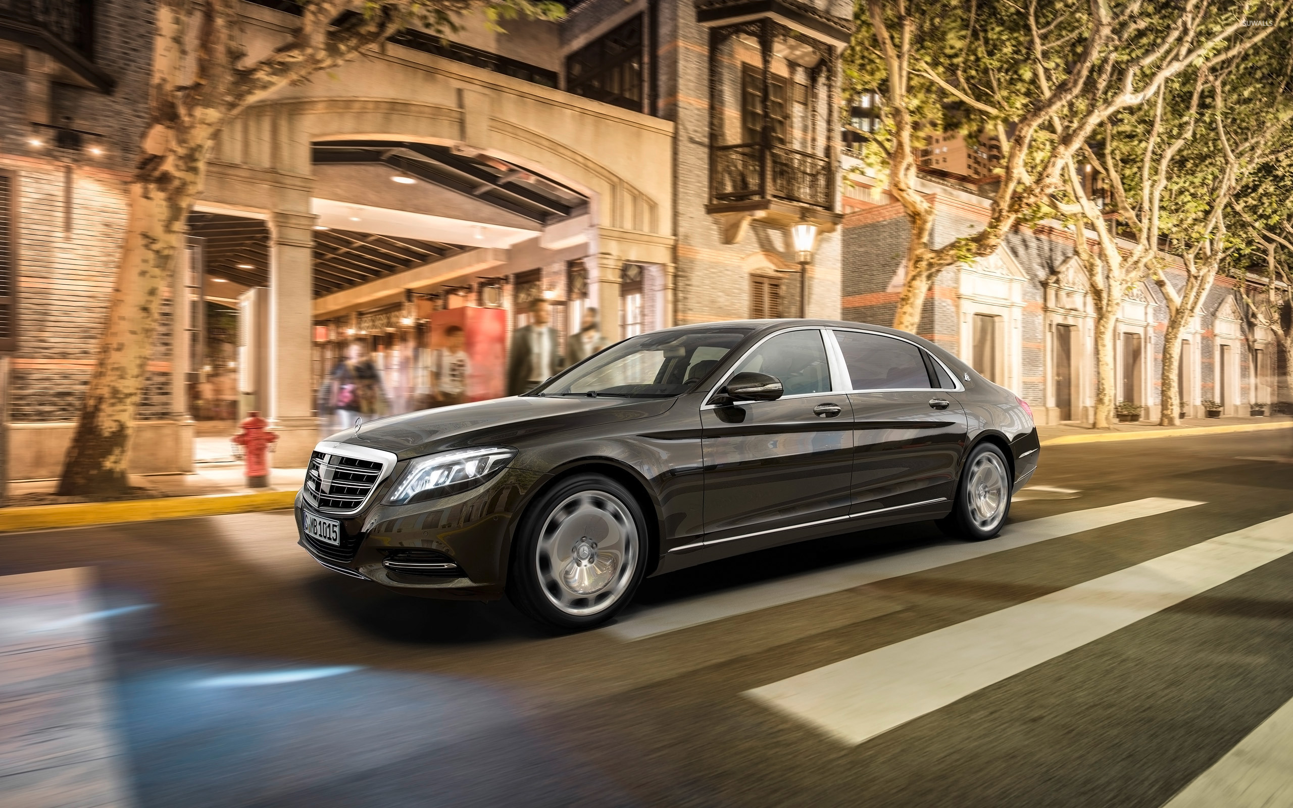 2015 Mercedes Maybach S600 [5] wallpaper   Car wallpapers 2560x1600