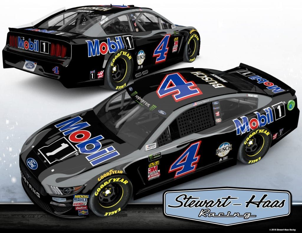 Kevin Harvick Wallpaper 2019 in 2020 Nascar race cars Kevin 1024x791
