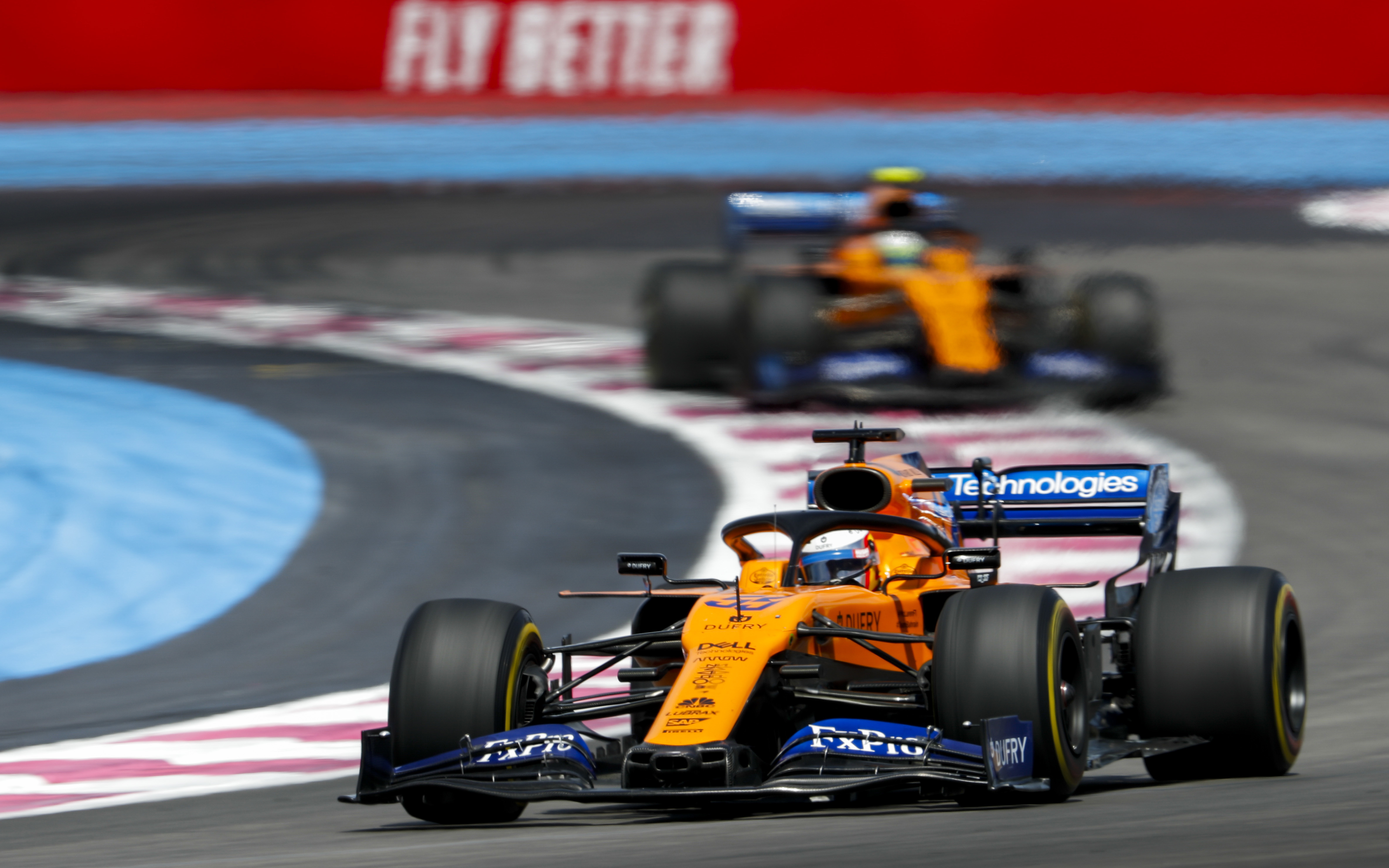 Mclaren Formula 1 2019 Wallpaper 4740x2963