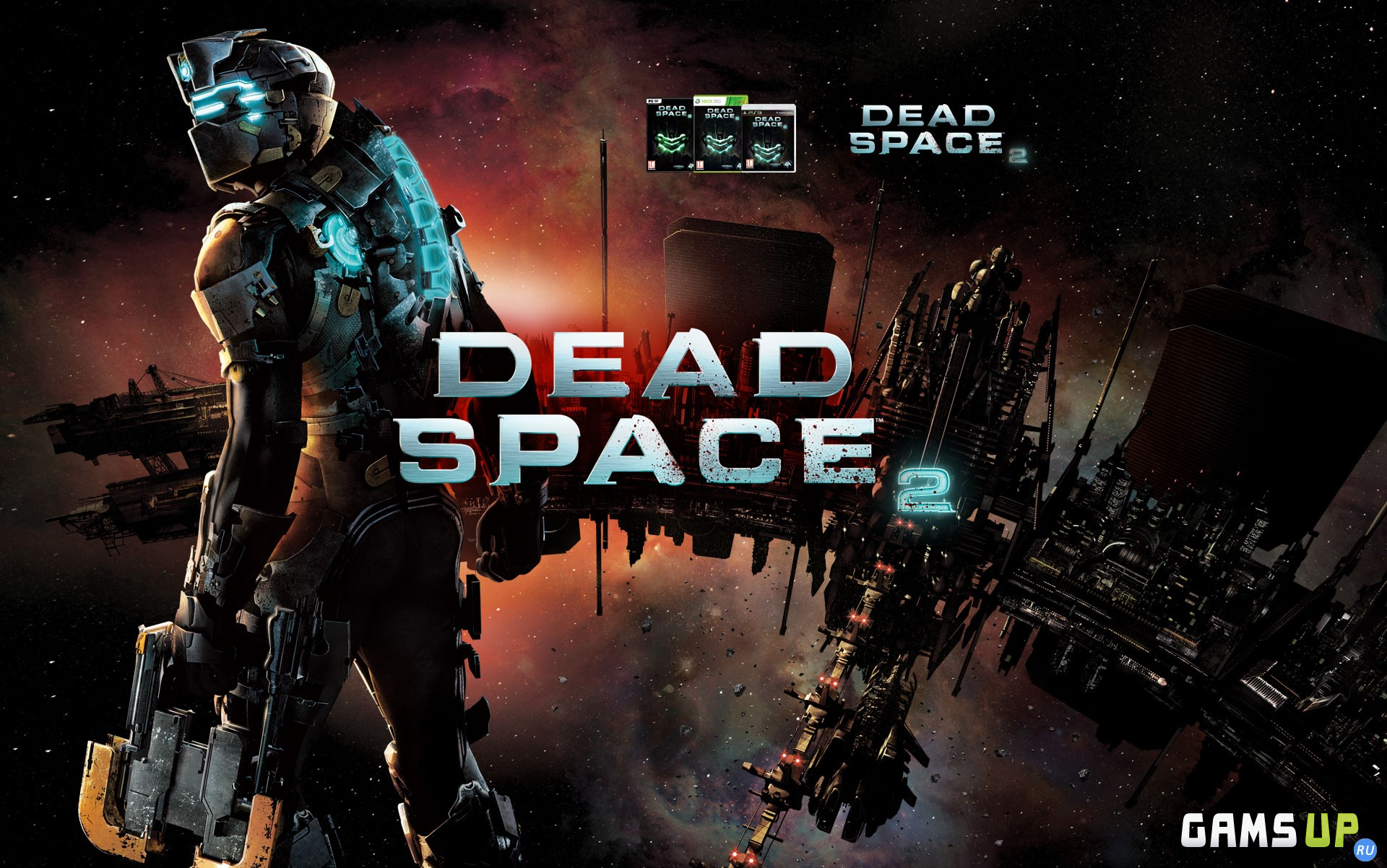 dead space 2 wallpapers 7 GAMSUP 1920x1202