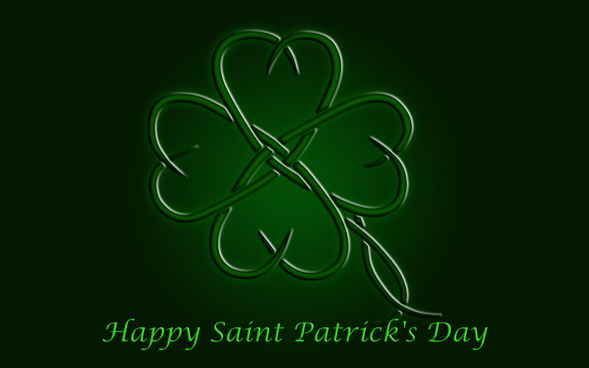 Alpha Coders Wallpaper Abyss Holiday St. Patrick's Day 219464