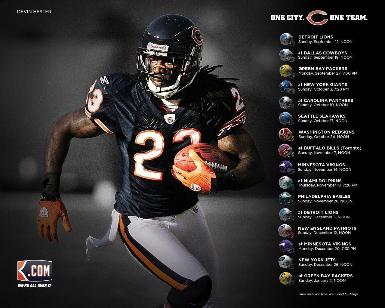 Chicago Bears Wallpapers 2016 1280x1024