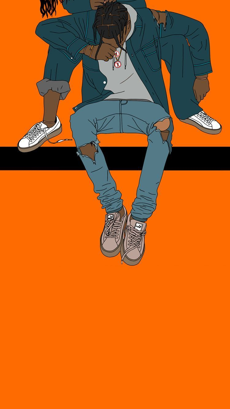 travis scott wallpaper Travis scott iphone wallpaper Travis 750x1334
