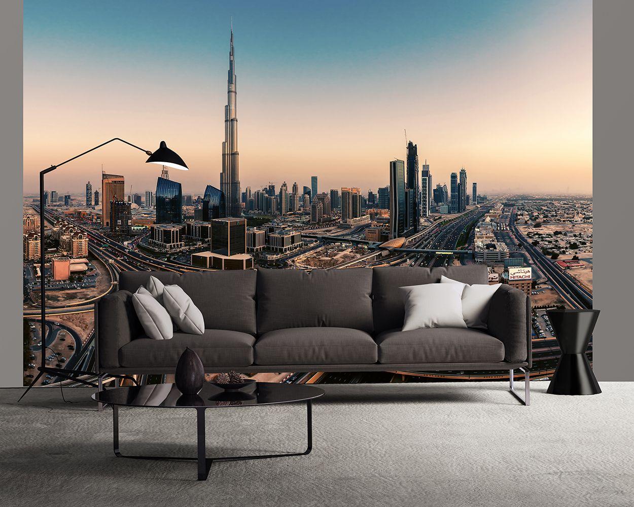 Photo wallpapers Dubai United Arab Emirates Shop online 1250x1000